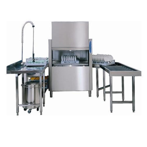 Commercial Dishwashing Equipment