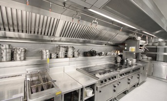 Commercial Kitchen AMC Packages